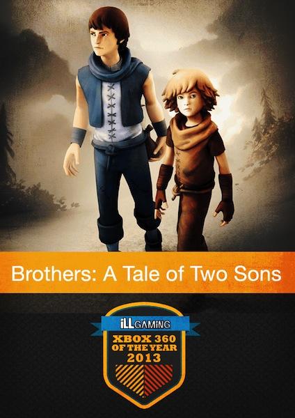 xbox360 goty 2013 brothers