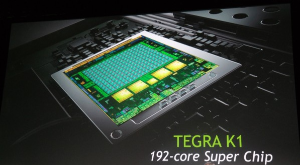 Nvidia unviels Tegra K1, promises PS4 and Xbox One like graphics in handheld devices