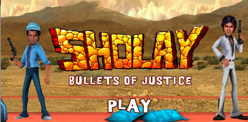 Sholay Bullets of Justice