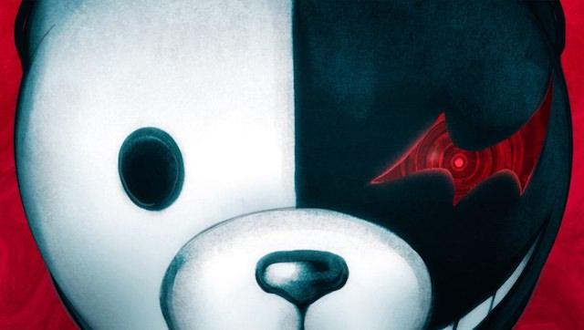 Danganronpa Monokuma Face PS Vita
