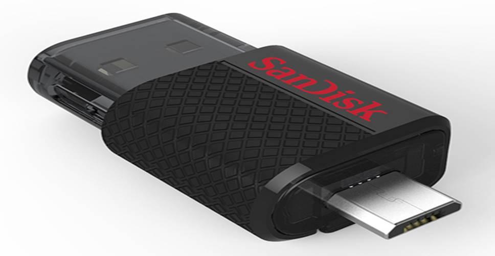SanDisk Ultra Dual USB Drive