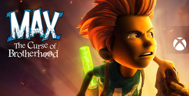 Max The Curse of Brotherhood Xbox 360 Reivew