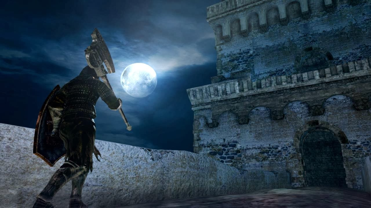 A full moon at The Lost Bastille isn't quite your perfect start