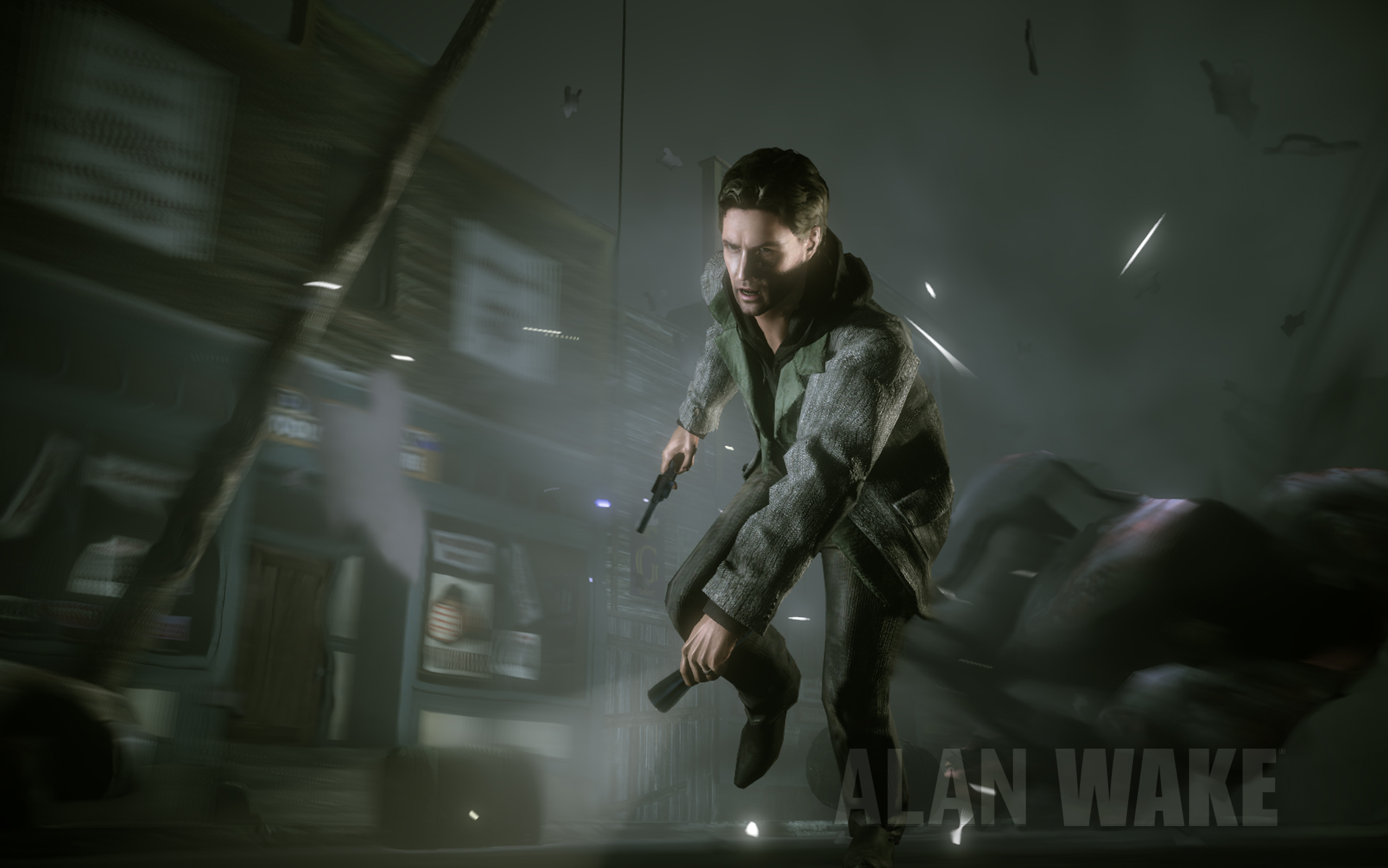 alan wake narrative gaming