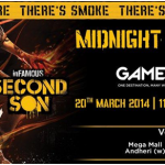 Infamous Second son preorder midnight launch