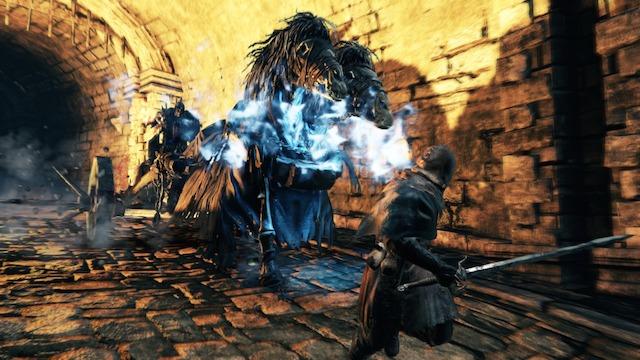 Dark Souls II Executioner Chariot