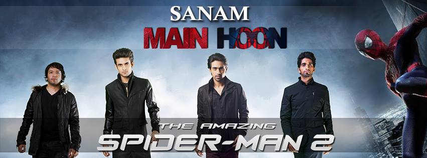 sanam-main-hoon-amazing-spiderman-2