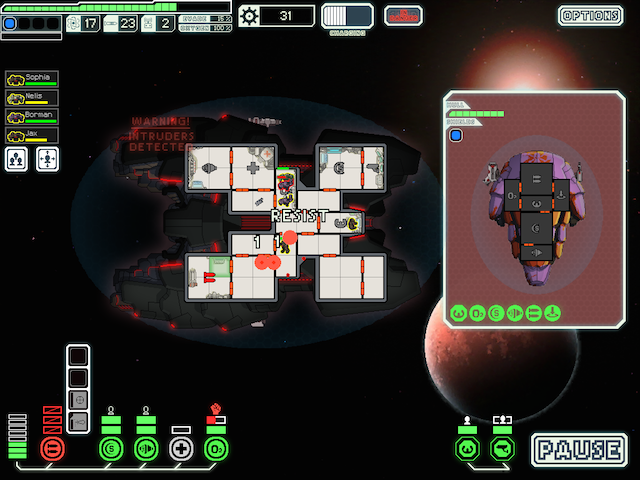FTL ipad Fight5 FTL: Advanced Edition Review and iPad Port Report