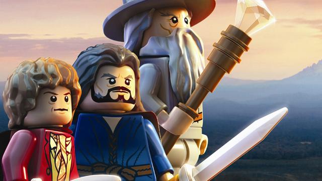 LEGO_TheHobbit_Artwork