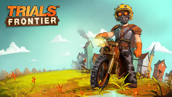Trials Frontier (iOS, Android) Review
