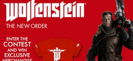Wolfenstein: The New Order Official Merchandise Giveaway