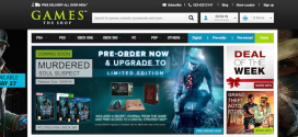 Games The Shop launches online e-commerce store