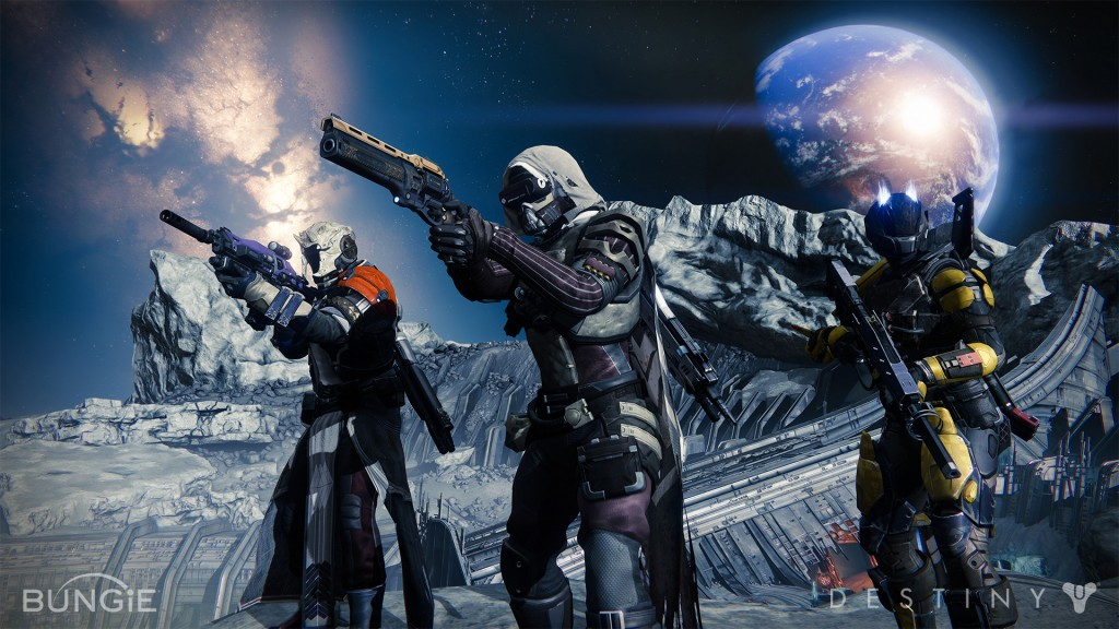 There's a Universe to explore and protect - Destiny Beta
