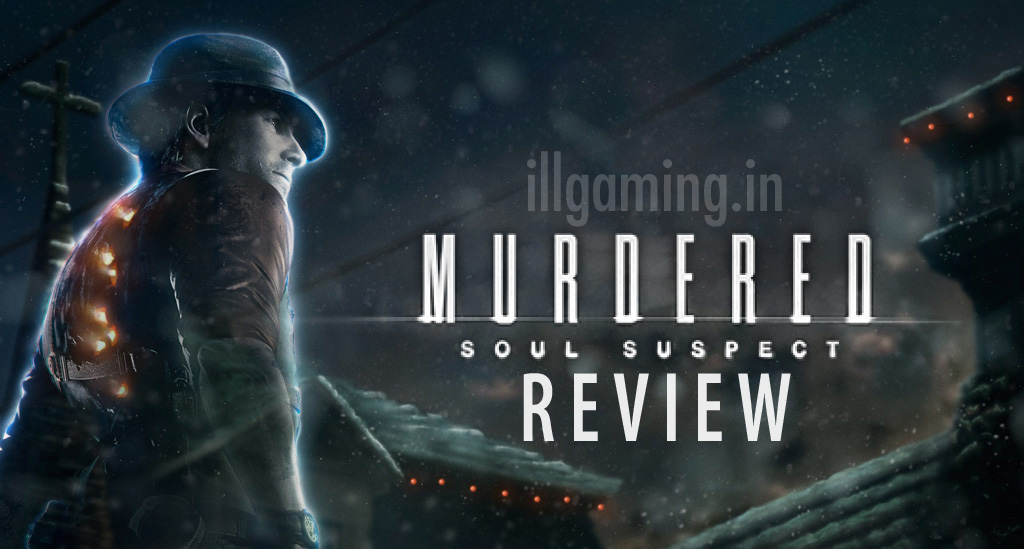 Murdered soul suspect - Title