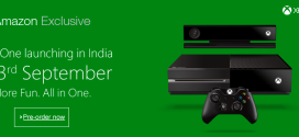 Xbox One Pre-order Listed on Amazon India: FIFA 15 included in bundle