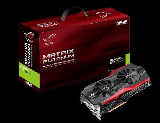 Asus Matrix Platinum GTX 780 Ti Benchmarked and Reviewed