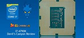 Intel i7-4790K Devil's Canyon Review