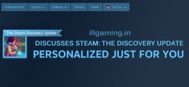 Steam: Discussing the Discovery update