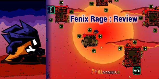 Fenix Rage - title 2