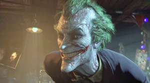 There's plenty wrong with Joker, without whom there would be no Batman.