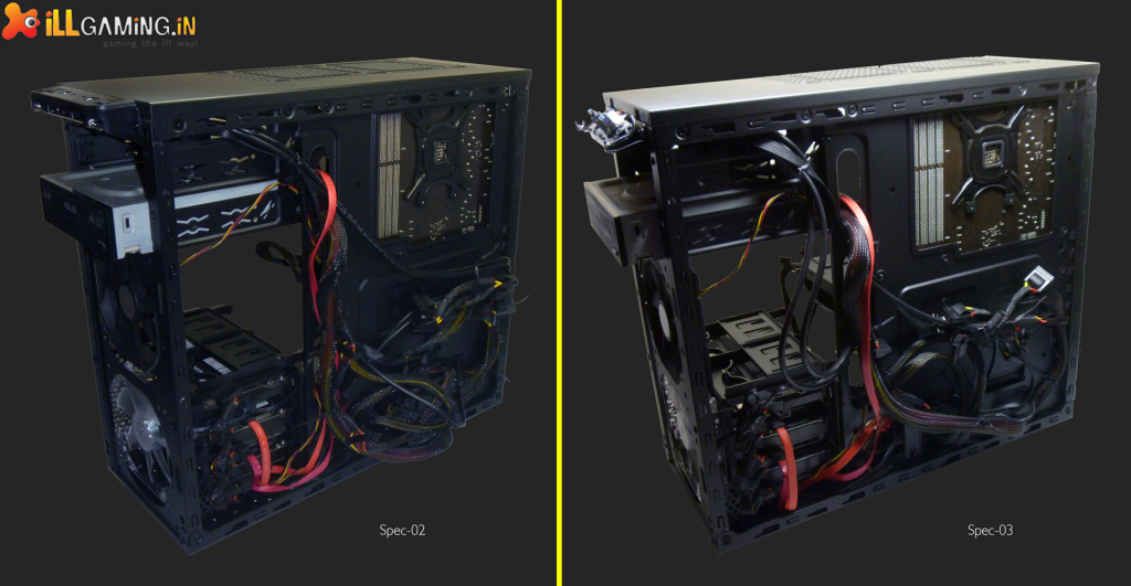 Corsair Carbide Spec-02 and Spec-03 Review