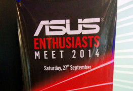 iLL at Asus Tech Enthusiasts Meet