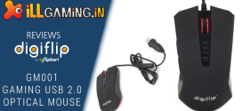 Gaming Mouse Gm001 by Digiflip: Review