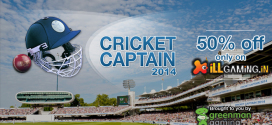 iLLDeals: Green Man Gaming and iLLGaming present: Cricket Captain 2014 Offer and Contest
