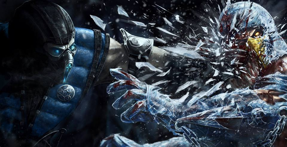 THE ART OF RIVALRY – Sub Zero vs Scorpion