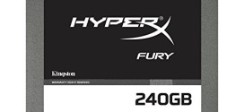 Tweaking the Tech: Kingston HyperX Fury 240GB SSD Review