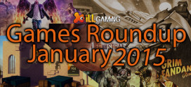 iLL Monthly: Games of January 2015 Roundup
