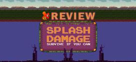 Splash Damage (iOS) Review