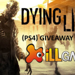 Dying light PS4 giveaway