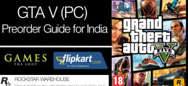 GTA V (PC) Preorder Guide for India