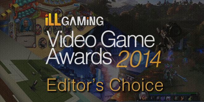 The iLL Gaming Awards 2014: Editors' Choice