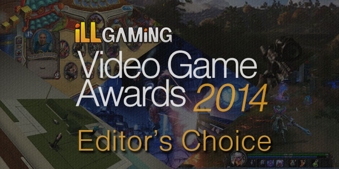 The iLL Gaming Awards 2014: Editors' Choice