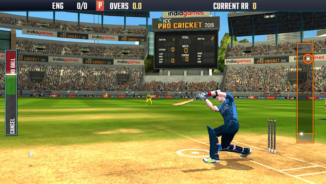 icc cricket world cup game free