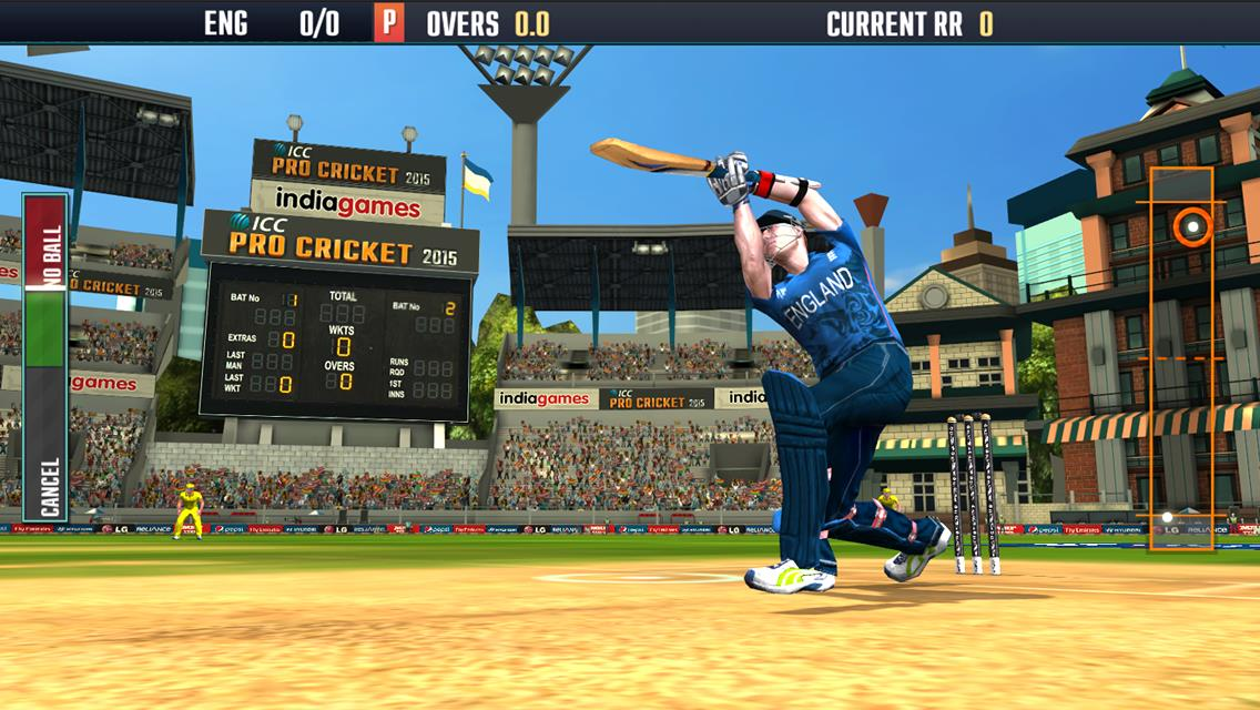 cricket game  3gp free