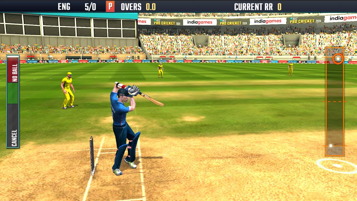 cricket games  for pc free full version 2015