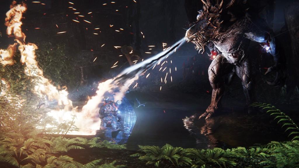 Goliath Fire breath