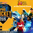 iLL at ICC Pro Cricket 2015 launch event