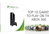 Top 10 xbox 360 Games