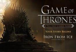 Game of Thrones Episode 1: Iron From Ice - Review