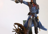 Arno The Fearless Assassin Figurine Available