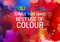 Holi special - games that make best use of colour