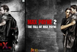 Mr-x and Max Payne