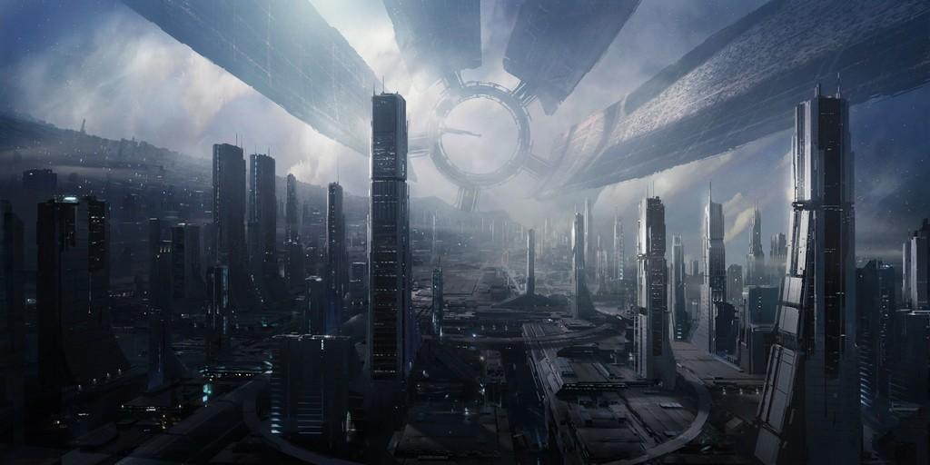 Citadel Mass effect