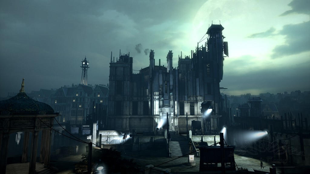 Dunwall Dishonored