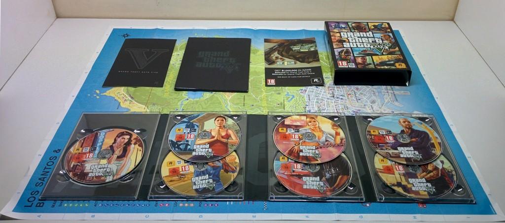 Grand Theft Auto V (GTA V) PC Port Report