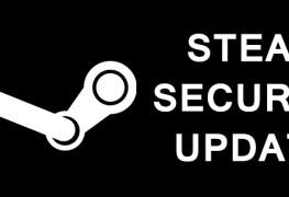 Steam security update